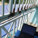 Spectrum scanning in Lagos with the RTL-SDR dongle