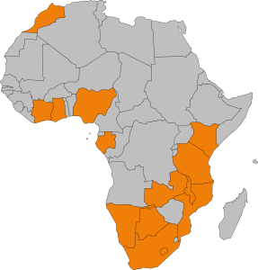 TVWS trials in Africa