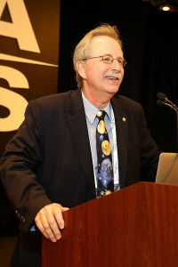 Paul Hertz, Director of the Astrophysics Division of NASA's Science Mission Directorate.