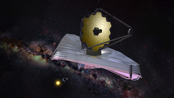 WST is an international collaboration between NASA, the European Space Agency (ESA), and the Canadian Space Agency (CSA). The NASA Goddard Space Flight Center is managing the development effort. The main industrial partner is Northrop Grumman; the Space Telescope Science Institute will operate JWST after launch.