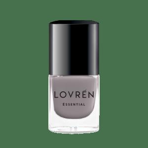 Esmalte de uñas gris
