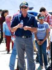 Frank Hays, Former Superintendent, Manzanar National Historic Site