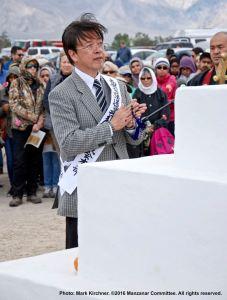 Interfaith Service during the 47th Annual Manzanar Pilgrimage