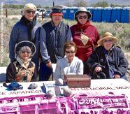 Members of the Venice Japanese American Memorial Marker Committee