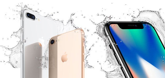 ¿Los modelos iPhone SE u 11, iPhone X, XS, XR o iPhone 8 son impermeables?