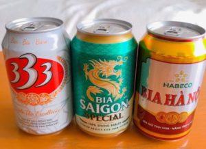 ベトナム缶ビール