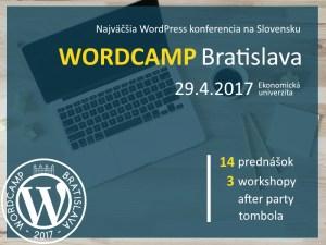 WordCamp Bratislava 2017