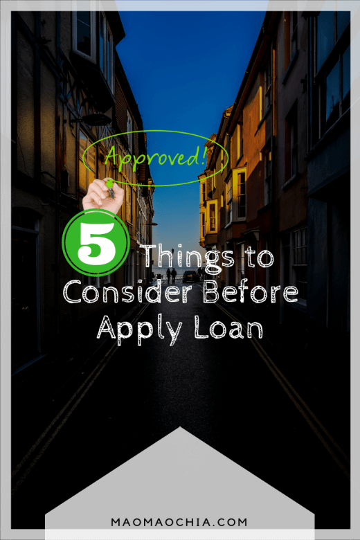 Top 5 Things to Consider Before Applying for a Quick Loan