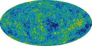 WMAP 5 year full survey. NASA/WMAP Science Team
