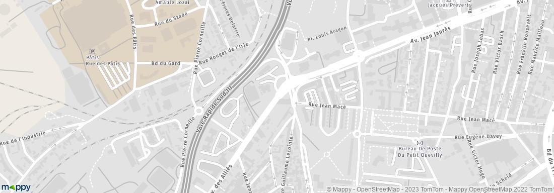 Office DEPOT Rouen 212 Av Des Allis 76140 Le Petit