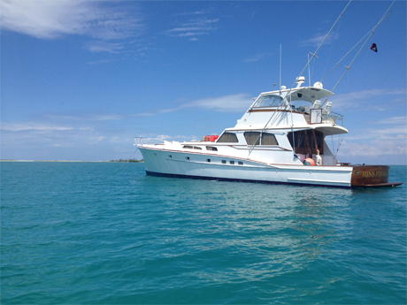 DISCOVERY Yachts The International Sea Keepers Society