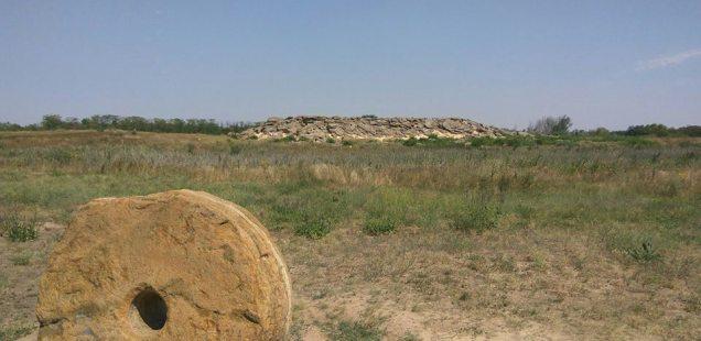 Кам'яна Могила (Місце Сили)