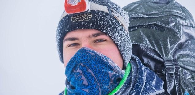 Спорядження для зимового походу (відео)