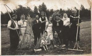 Ratajczak Antonina i Stanisław (Moje życie w czasie wojny)