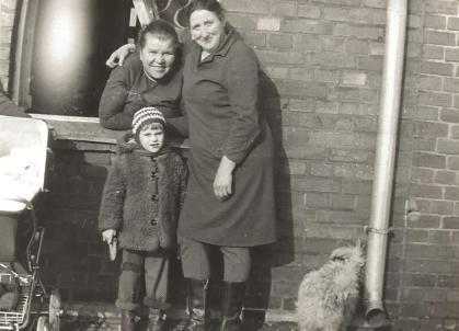 z prawej - Teresa Ziębicka