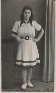 Janina Raudo z domu Ksyt