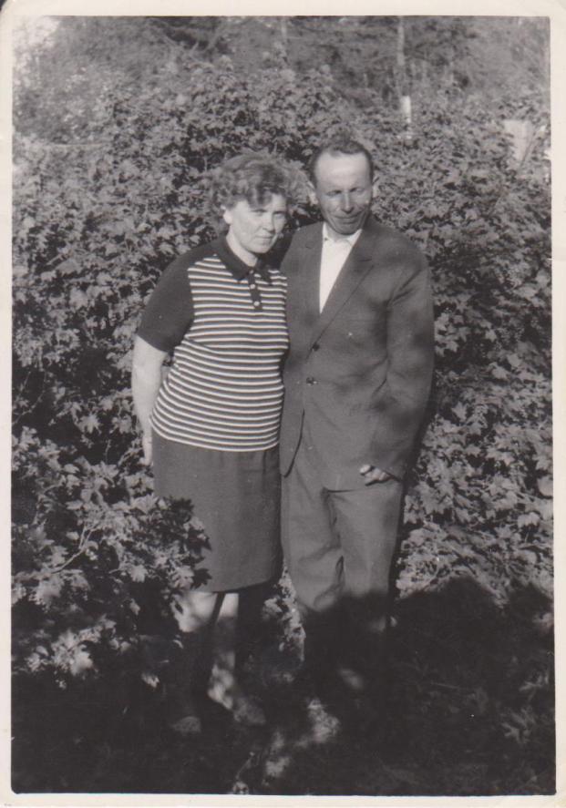 Weronika i Franciszek Klimowiczowie
