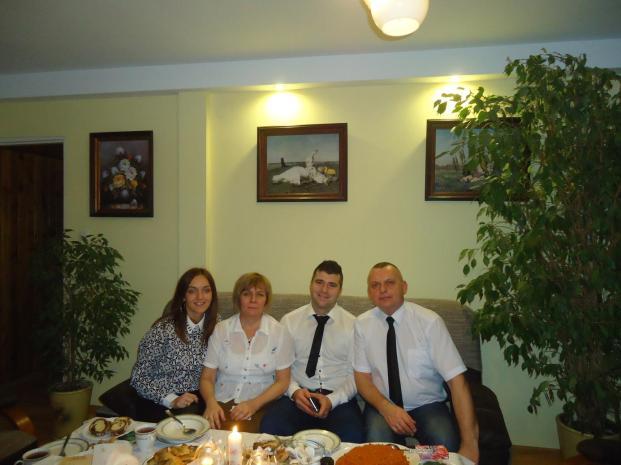 Rodzina Świętek