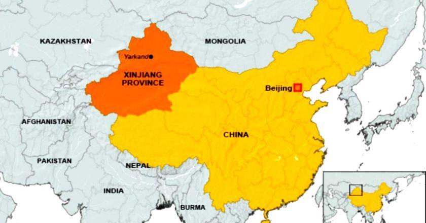 Os Uighures, a República Popular da China e o Ocidente