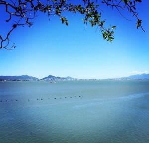 """""""Jamais a natureza reuniu tanta beleza, jamais algum poeta teve tanto pra cantar!"""" (foto: Sambaqui)"""