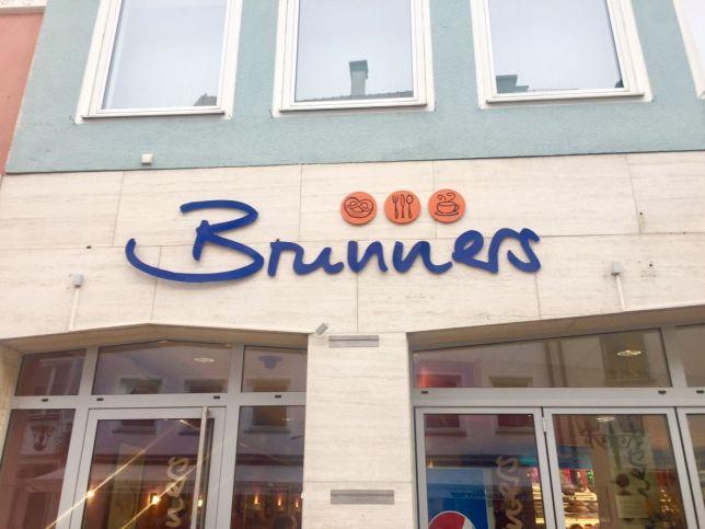 Cafeteria em Füssen