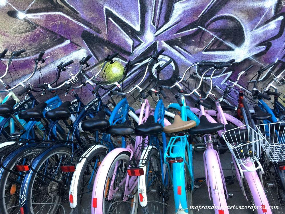 Offbeat Munich: bike tour around the city with Mike's Bike Tours