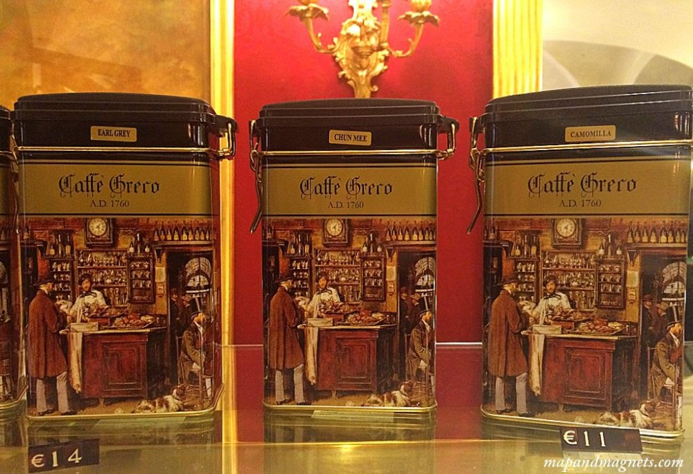Cafe Greco coffee