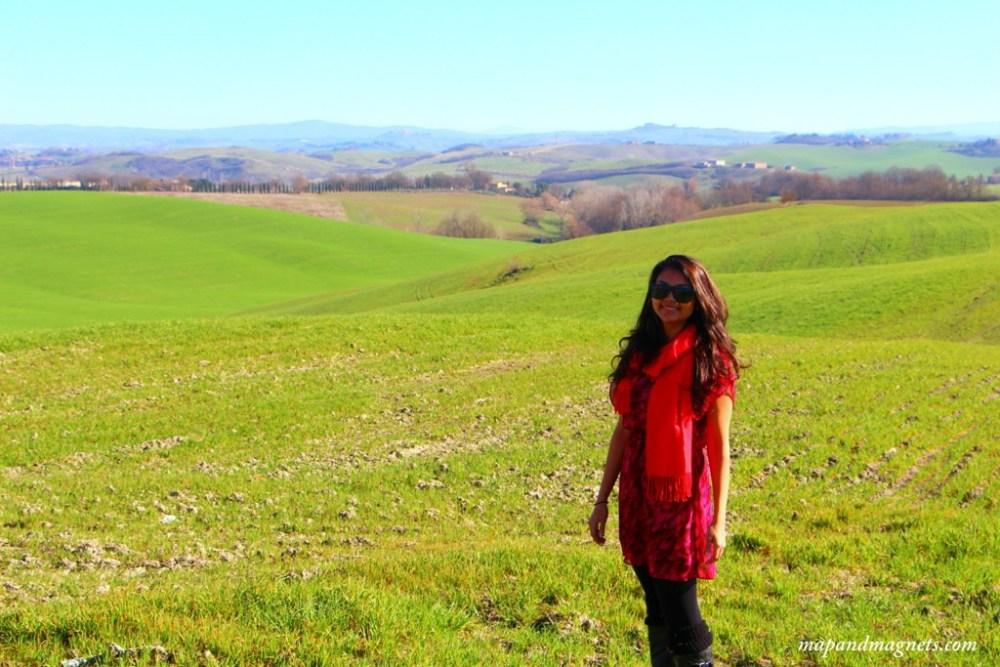 Road trip through Tuscany