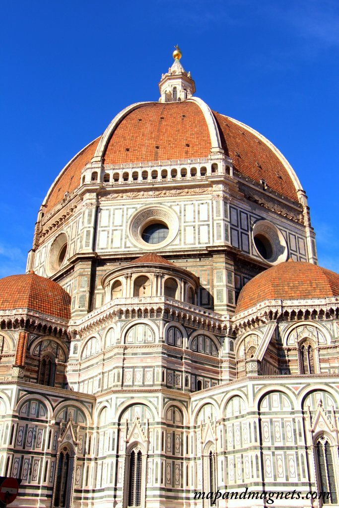 Florence Duomo Red Roof