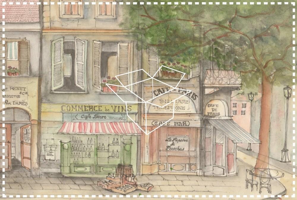 CKTC Collab Paris sketch