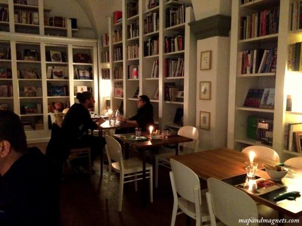 Libreria Brac ambience Florence