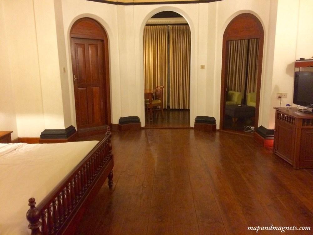 Taj Kumarakom rooms