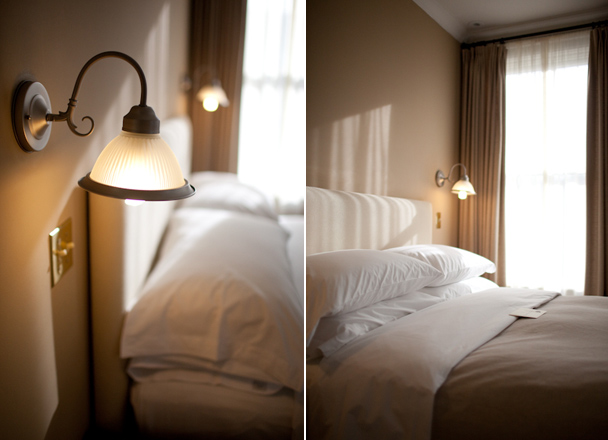 Hotel Fauchere Rooms
