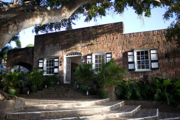 Montpelier Nevis Inn