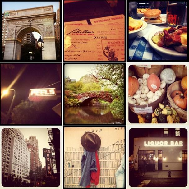 New York Instagram Photos