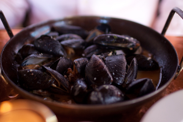 Fore Street Mussels