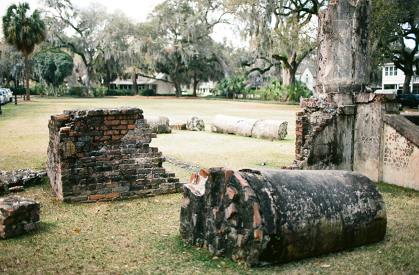 Palmetto Bluff Ruins
