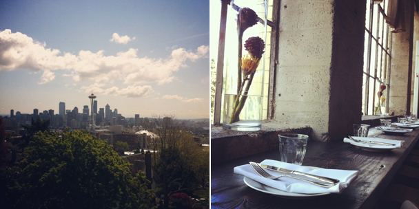 Seattle Instagrams