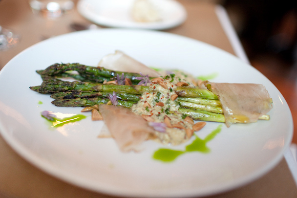 Ten Tables Asparagus