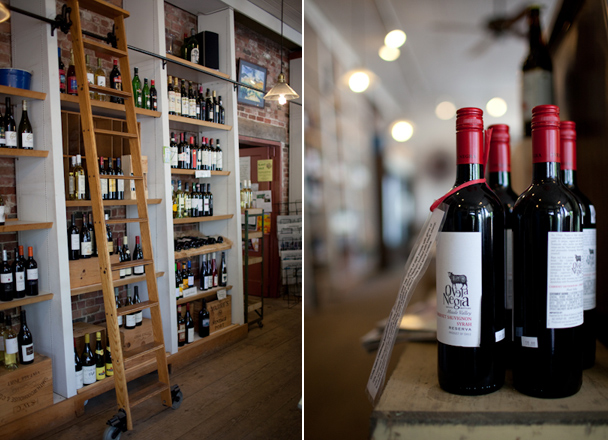 Treats Wiscasset Wine