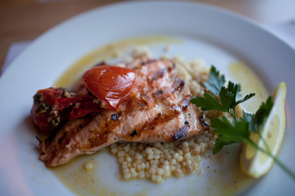 The Good Table Salmon