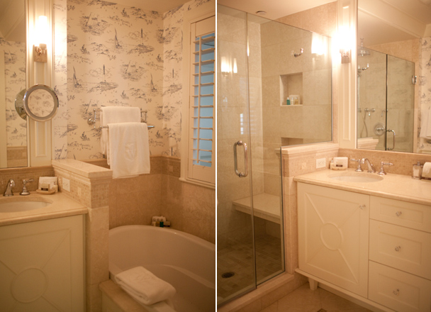 Wequassett Resort Bathroom