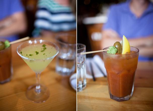 Cocktails at Pai Men Miyake