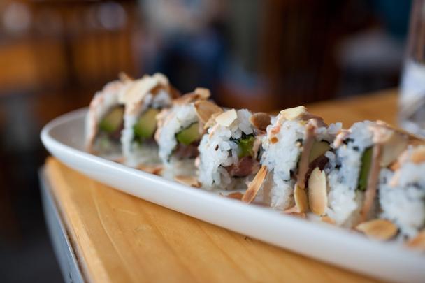 Pai Men Miyake Sushi
