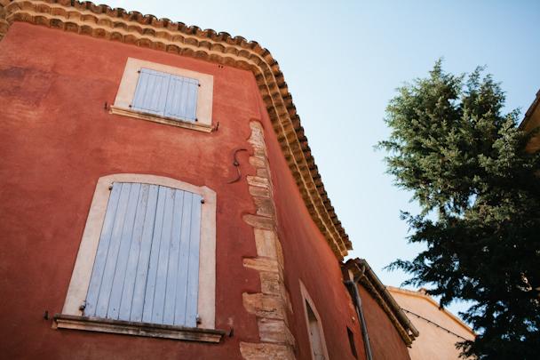 Roussillon France