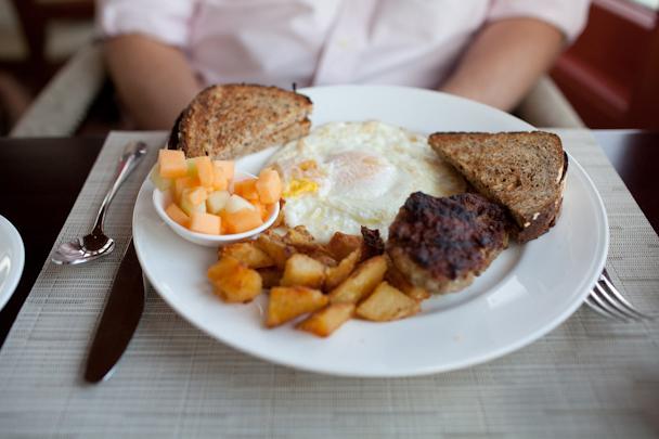 Castle Hill Inn Breakfasts