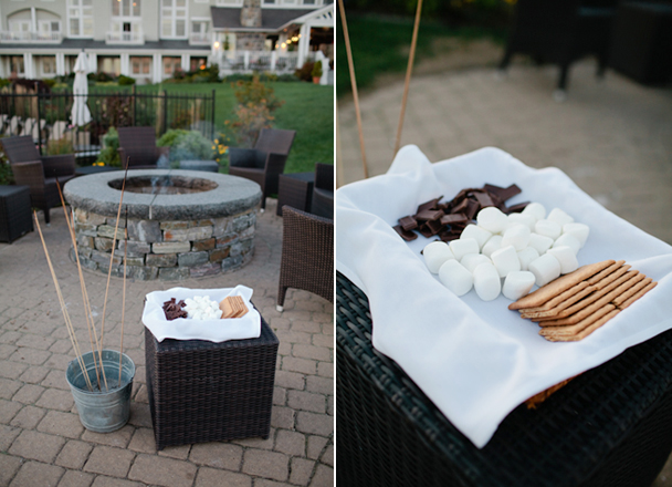 S'Mores at Inn by the Sea