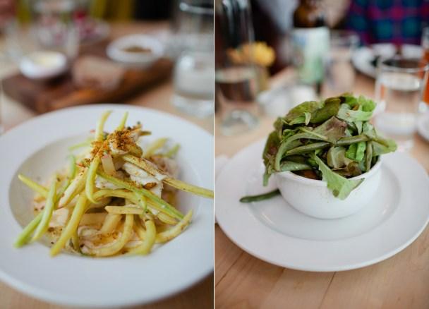 Asheville Restaurant Table