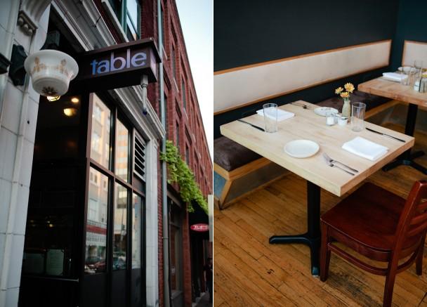 Table Asheville NC