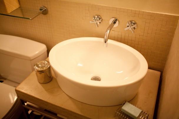Chambers Hotel Bathroom Sink